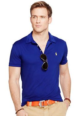 Up to 50% Off Ralph Lauren Polo Shirt @ macys.com