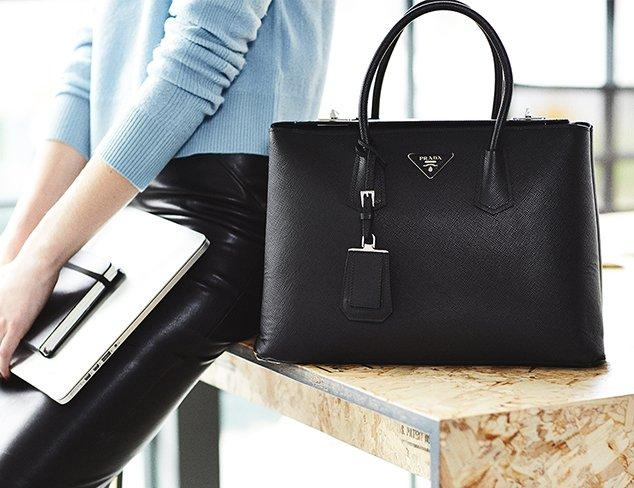 Up to 67% Off Work Week Chic: Prada, Saint Laurent & More Designer Handbags On Sale @ MYHABIT