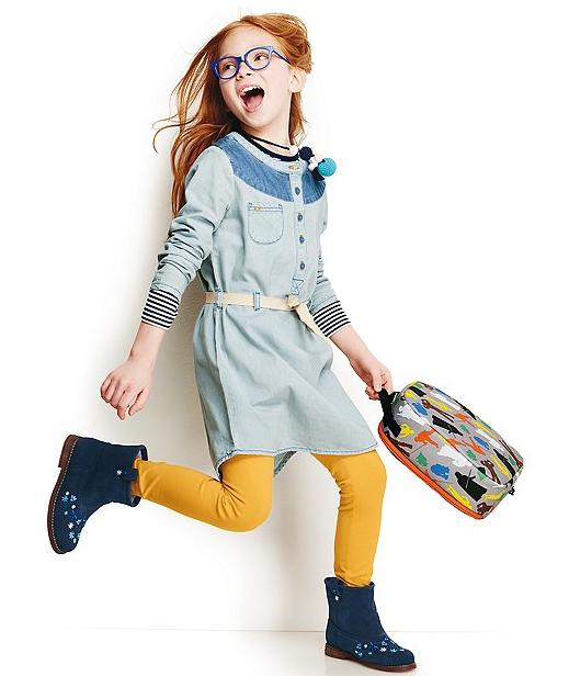 Up to 40% Off Select Dresses and More School Savings @ Hanna Andersson