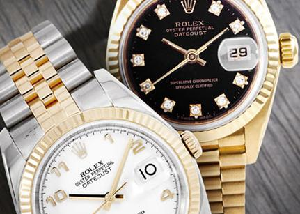 From $2600 Vintage Rolex Watches @ Gilt