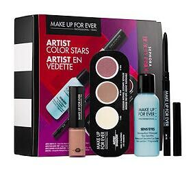 Redeem your Points Free MAKE UP FOR EVER Set without Purchase @ Sephora