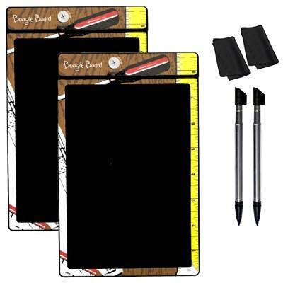 Boogie Board 8.5-Inch LCD Writing Tablet, Shop Notes(2 Pack)