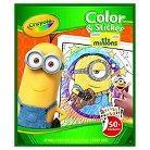 $5 Gift Card + Extra 10% Off Crayola Minions @ Target