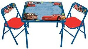 $20.82 Disney Cars Hometown Heroes Erasable Activity Table Set with 3 Markers