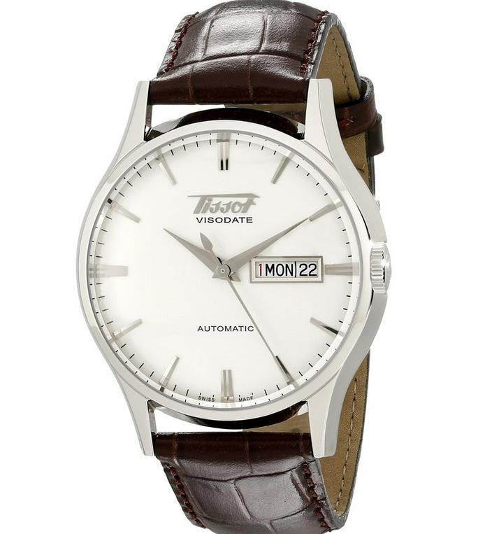 Tissot Men's Heritage Visodate Swiss Automatic Watch