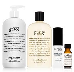 30% Off with Purchase of 4 Philosophy Products @ Dermstore