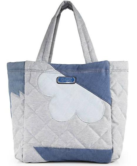 Marc by Marc Jacobs Crosby Quilted Denim Tote @ Saks Fifth Avenue