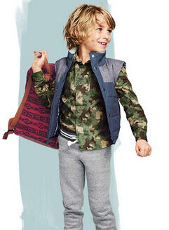 30% Off Kids' Clothing & Backpacks @ Target