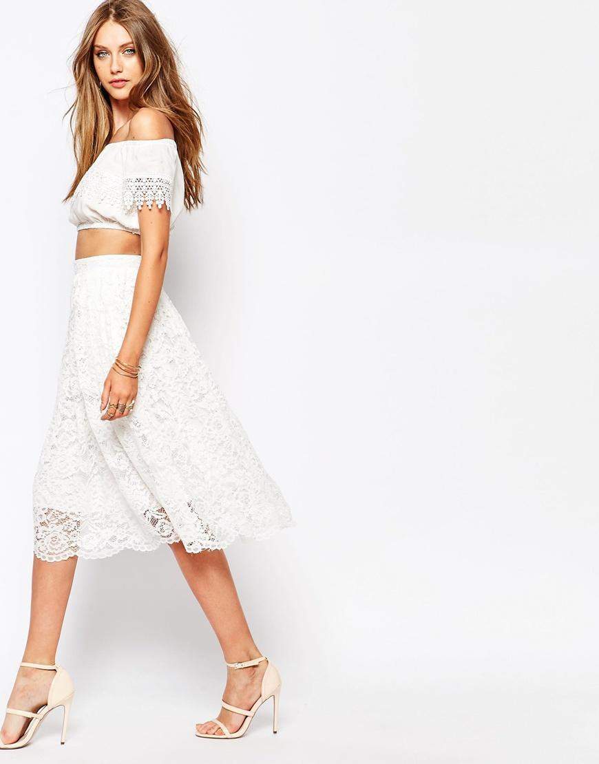 Up to 80% Off Select Midi Skirt @ ASOS