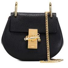 $780.53 CHLOÉ mini 'Drew' shoulder bag @ Farfetch