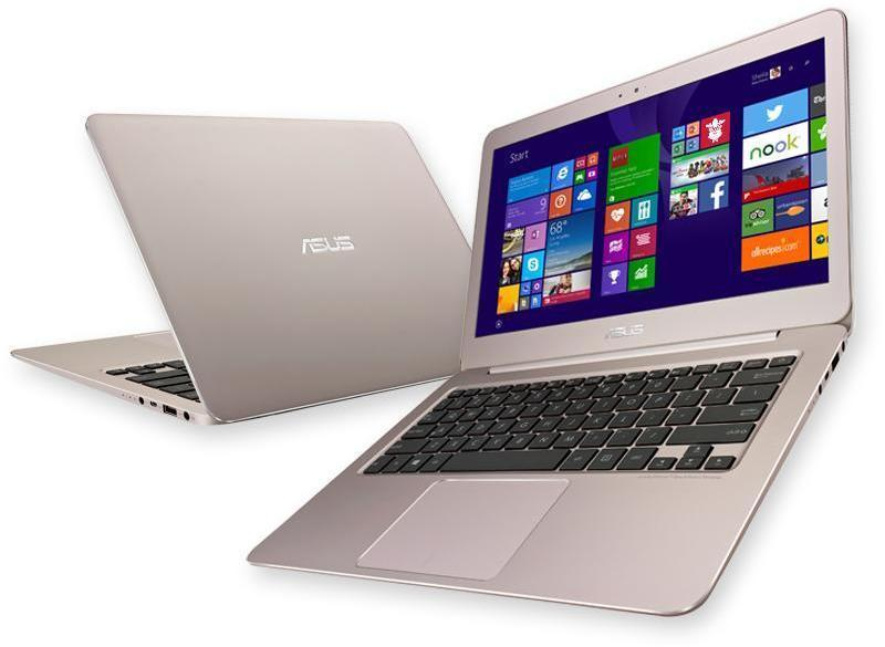 ASUS Zenbook UX305LA 13.3-Inch Ultra-Slim All-Aluminum Laptop, 256 GB SSD, 8 GB RAM with Windows 10