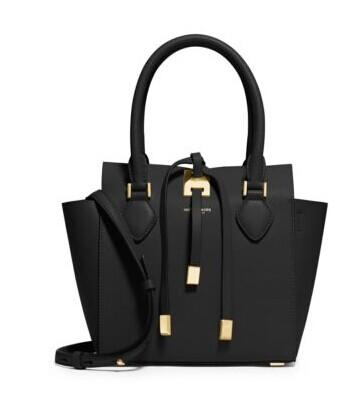 Miranda Extra-Small Leather Tote @ Michael Kors