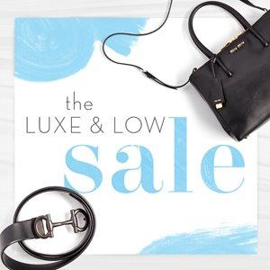 Up to 60% Off Designer Handbags, Shoes On Sale @ Rue La La