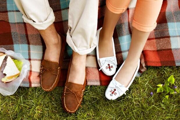 Up to 40% Off Minnetonka Women's Shoes Sale @ Nordstrom Rack