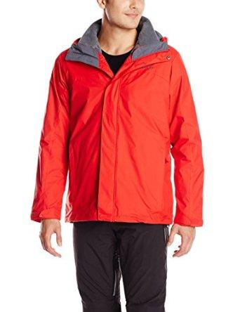 Columbia Men's Nordic Cold Front Interchange Jacket