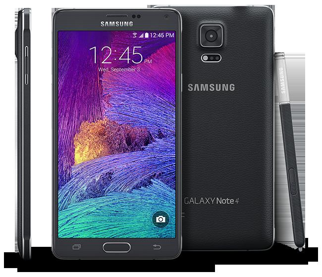 AT&T Samsung Galaxy Note 4 with 2-year agreement