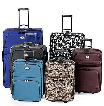 From $19.97 Leisure Bayside Luggage Collection @ Bon-Ton