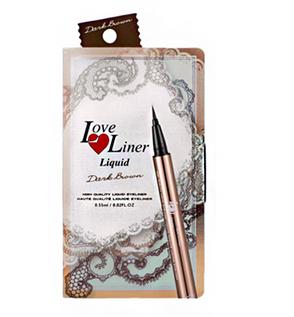 MSH LOVE LINER Eyeliner Pencil Dark Brown @ Yamibuy