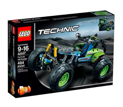 LEGO Technic Formula Off-Roader42037