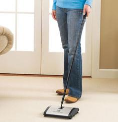 BISSELL Natural Sweep Dual Brush Sweeper 92N0A