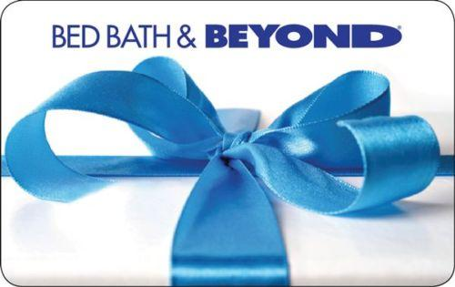 $90 + Free Shipping $100 Bed Bath & Beyond Gift Card