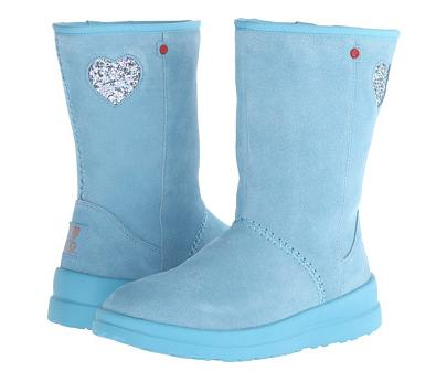 UGG Kisses Short Glitter