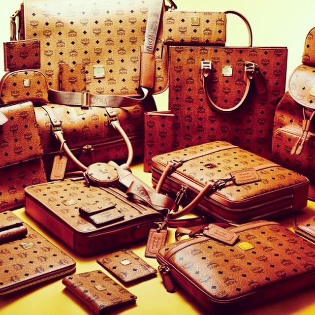 Up to a $300 GIFT CARD with Regular Priced MCM Handbags Purchase @ Neiman Marcus