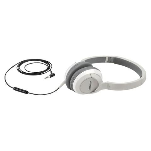 Bose® OE2i Audio Headphones- White (346019-0030)