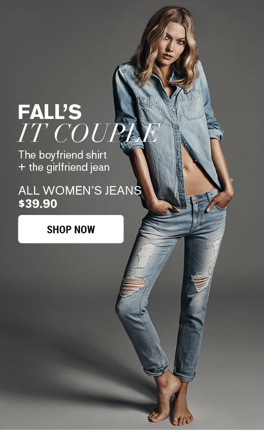 $39.99 All Women's Jeans + 25% Off Your Purchase @ express