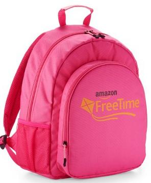 Amazon FreeTime Backpack for Kids
