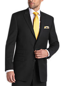 As low as $47.99 Calvin Klein Mens 100% Wool Suits @ Men's Wearhouse