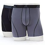 Buy 1 Get 1 50% + $10 off $30 + Extra 15% off Adidas Men's ClimaLite Sport Performance Boxer Briefs