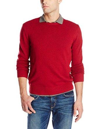Levi's Men's Sobek Pretwist Crewneck Sweater