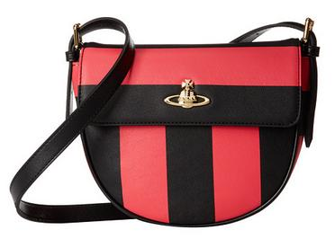 Vivienne Westwood Santa Monica Stripe Shoulder Bag