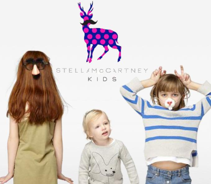 Up to 70% Off Stella McCartney Kids Clothing @ 6PM