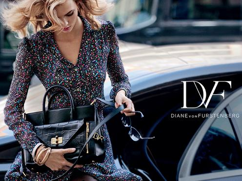 Up to a $300 GIFT CARD with Diane von Furstenberg Apparel & Clutches Purchase @ Neiman Marcus