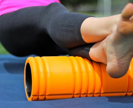 BEST Foam Roller For Muscle Massage  For Physical Therapy & Exercise