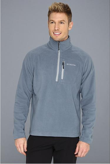 Columbia Men's Fast Trek II Fleece Half-Zip Jacket