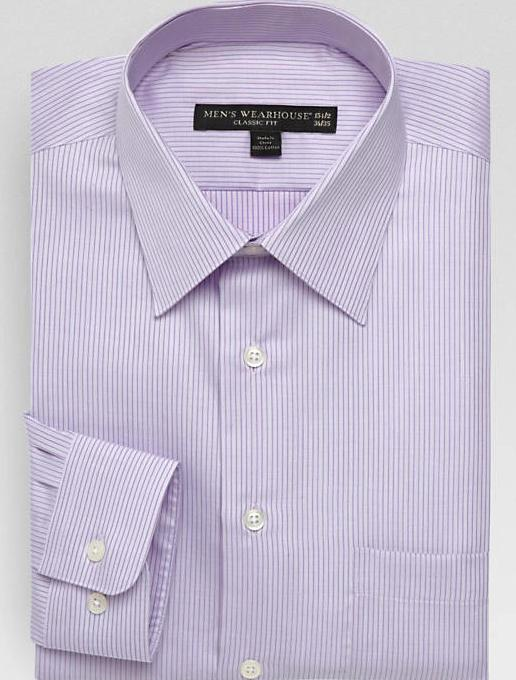 Men's Wearhouse Men's Dress Shirt
