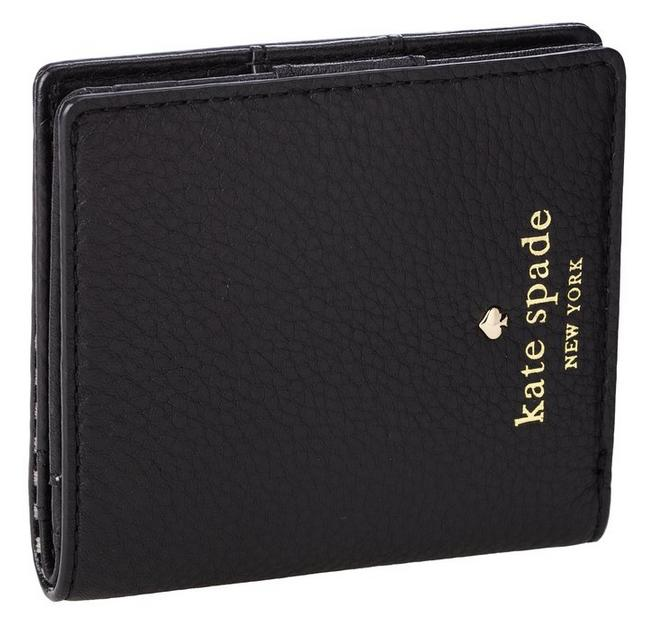 Kate Spade New York Cobble Hill Small Stacy Cell Phone Wallet Black