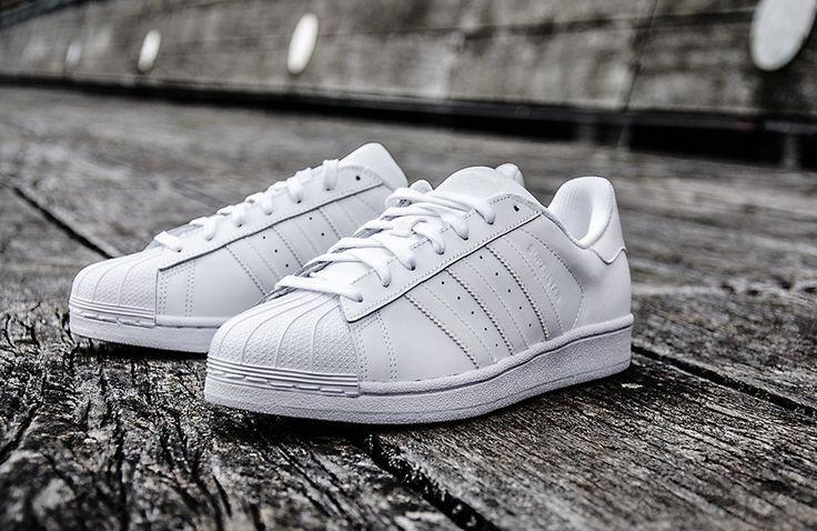 adidas Originals Men's Superstar Foundation Lifestyle Basketball Shoe