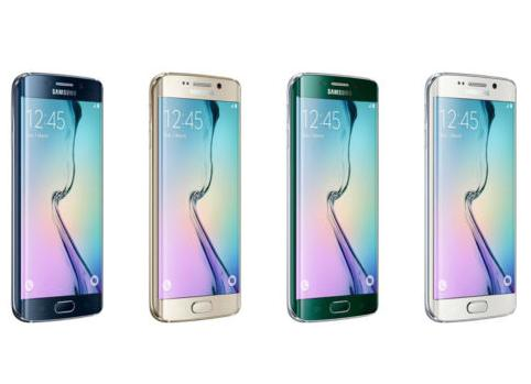 $499.99 Samsung Galaxy S6 Edge G925 128GB Unlocked GSM + Verizon 4G LTE Smartphone