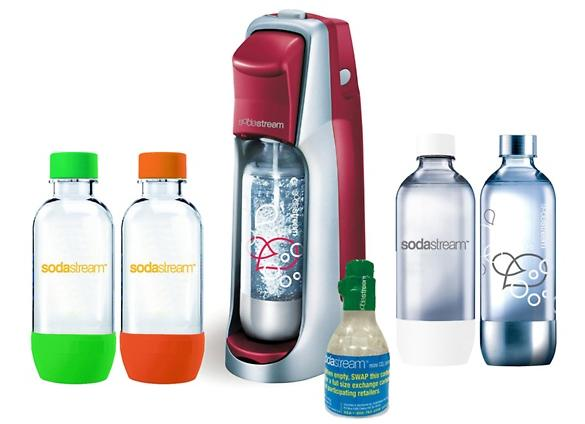 SodaStream Fountain Jet Soda Maker Set @ Groupon