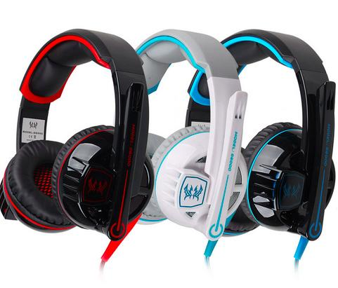 Each G6000 Gaming Headset