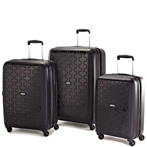$149.99 American Tourister Duralite 360 Hardside 3 Piece Nested Set (20/24/28)