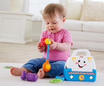 $7.2 Fisher-Price Laugh and Learn Sing-a-Song Med Kit @ Target.com