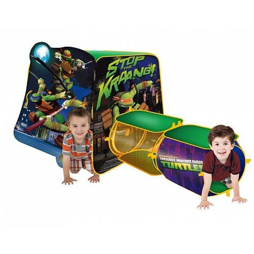 Playhut Teenage Mutant Ninja Turtles New Adventure Playhouse