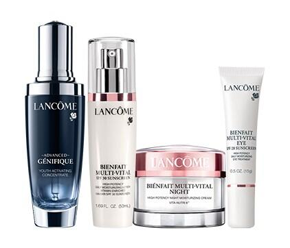 ACTIVATE, HYDRATE & PROTECT DAY/NIGHT ROUTINE @ Lancome