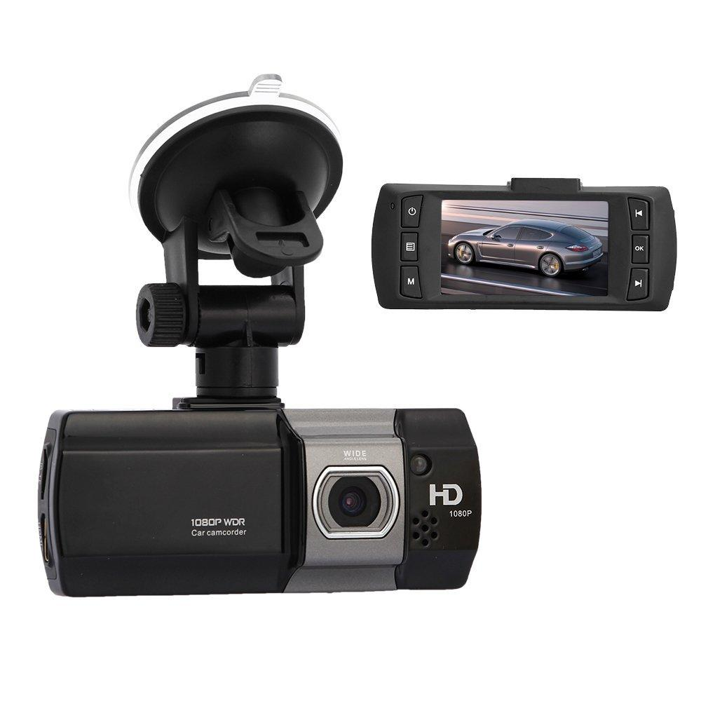 ANYTEK 2.7 Full HD Car Camera Recorder Support 32G TF Dashboard Tachograph Black
