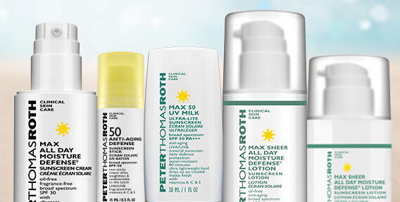 25% OffAll SPF Products @ Peter Thomas Roth